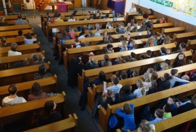 Schoolkerkdienst