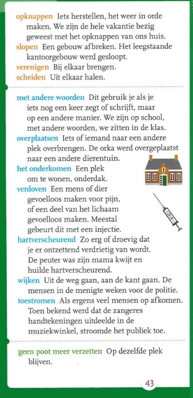Populair Huiswerk groep 8 – Basisschool 't Klinket | Koudekerke &DE89